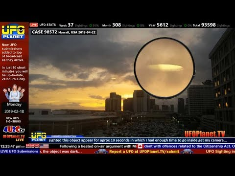 Profilo UFO Sightings Tv Canale Tv