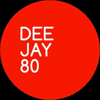 Deejay radio 80s