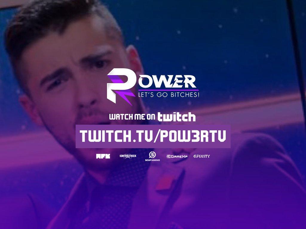 Профиль Pow3r tv Канал Tv