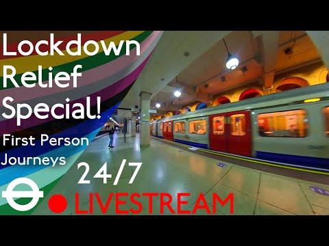 London Underground 24/7 TV