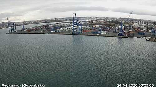 Kleppsbakki Harbour